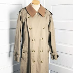 Authentic Burberry London Mens' Trench Coat